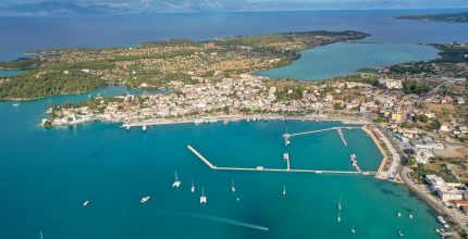 Marina Porto Heli, a unique project is now open